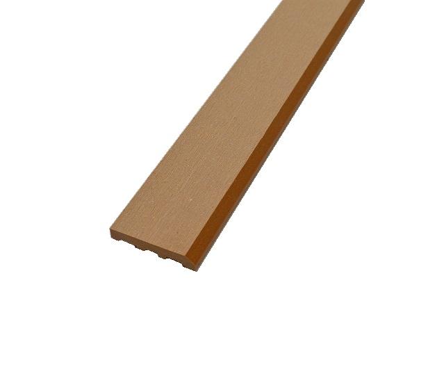 plinthe de finition bois composite brun abricot mdsa france. Black Bedroom Furniture Sets. Home Design Ideas
