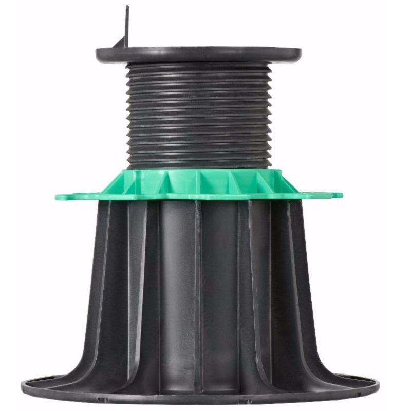 plot lambourde en pvc r glable h 140 230 mm pour terrasse bois mdsa france. Black Bedroom Furniture Sets. Home Design Ideas
