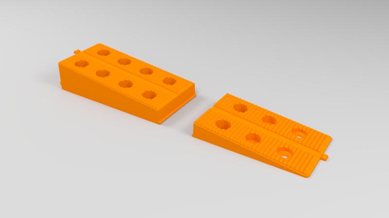 cales terrasse crant es 11 40 mm orange mdsa france. Black Bedroom Furniture Sets. Home Design Ideas