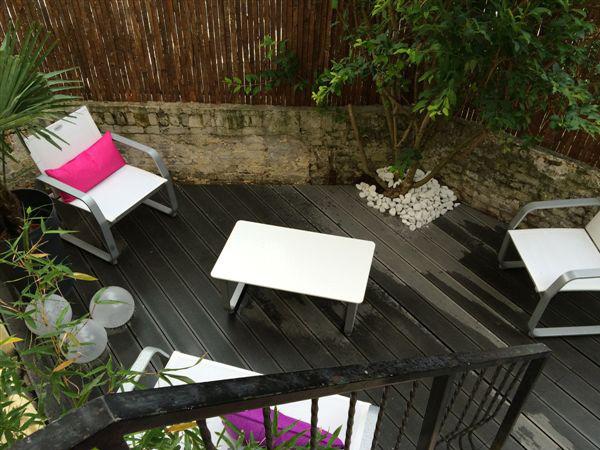 r alisations avec les lames de terrasse composite mdsa mdsa france. Black Bedroom Furniture Sets. Home Design Ideas