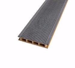 lame de terrasse en bois composite gris anthracite 26 140 3000 mm. Black Bedroom Furniture Sets. Home Design Ideas