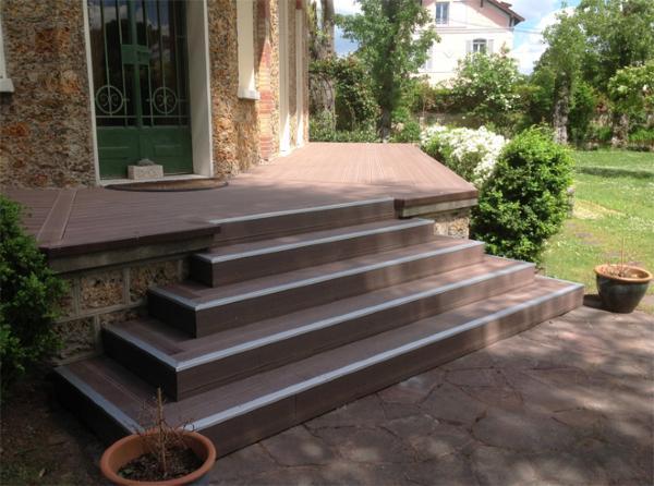 lame terrasse en bois composite mdsa france. Black Bedroom Furniture Sets. Home Design Ideas